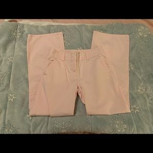 J. Crew Beautiful Baby Pink Pants Size 4 Short
